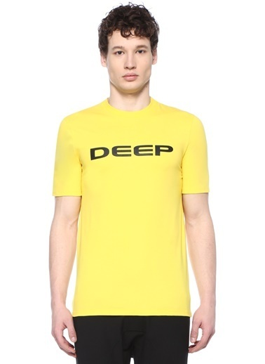 Neil Barrett Tişört Sarı